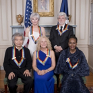 Photo Flash: First Look - Carole King, Cicely Tyson, Rita Moreno & More Receive KENNEDY CENTER Honors