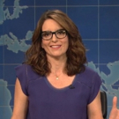 Tina Fey & Amy Poehler Among Upcoming Hosts for NBC's SATURDAY NIGHT LIVE