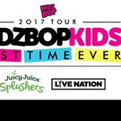 "KIDZ BOP Returns to Hershey with All New 2017 ""Best Time Ever"" Tour"