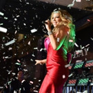 Photo Flash: Mariah Carey Performs at Hudson's Bay & Saks Fifth Avenue Holiday Window Unveiling