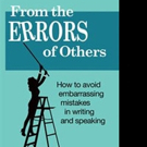 Rebecca M. Lyles Pens FROM THE ERRORS OF OTHERS