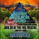 Jaden Carlson Band Set for Fox Theatre This November