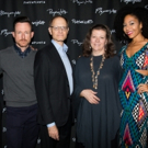 Photo Flash: Playwrights Horizons' A LIFE Celebrates Opening Night!
