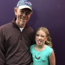Photo Flash: Hollywood Legend Ron Howard Visits RUTHLESS! Off-Broadway