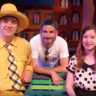 VIDEO: Clarissa Moon - Talking with Steve MacKinnon and Taylor Wright from CURIOUS GEORGE at the Orlando REP