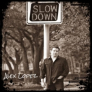 Blues Rock Guitarist Alex Lopez To Release Highly Anticipated Third Album 'Slowdown'
