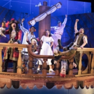 Photo Flash: New Cast of PETER PAN GOES WRONG Walks the Plank in the West End
