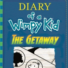 Jeff Kinney Unveils Cover for New DIARY OF A WIMPY KID: THE GETAWAY!