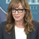 VIDEO: Allison Janney Reprises Iconic WEST WING Role in the Actual West Wing