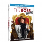 Melissa McCarthy Stars in New Comedy THE BOSS, Coming to Digital HD, Blu-ray/DVD & On Demand