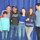 Photo Flash: Andrew Lippa and More in Rehearsal for THE MAN IN THE CEILING at Bay Street Theater