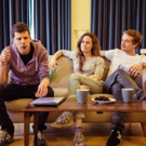 Photo Flash: In Rehearsal for THE SPOILS at Trafalgar Studios with Jesse Eisenberg, Alfie Allen, Katie Brayben & More