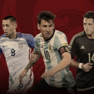Soccer's 'Copa America Centenario' Semi-Finals & Final Match to be Shown Live in Select U.S. Theaters