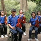 VIDEO: Thai Blind Orchestra of Young Musicians Perform 'Through the Heart'