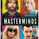 What Would You Do With $17 Million? MASTERMINDS Arrives on Digital HD & More This January