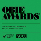 See All the Winners from the 62nd Annual Obie Awards!