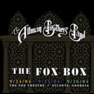 Allman Brothers Band to Release 8-CD Set 'The Fox Box'