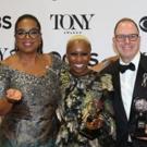 Photo Coverage: Meet the 2016 Tony Award Winners!