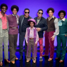 Photo Flash: The Jacksons Join the West End Cast of MOTOWN THE MUSICAL on Stage