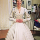 Photo Flash: Marin Mazzie is Getting to Know Her KING AND I Wardrobe
