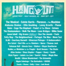 The Weeknd, Calvin Harris Among Hangout Music Festival's 2016 Lineup