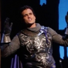 STAGE TUBE: Stephen Mark Lukas Performs 'C'est Moi' in CAMELOT at Westport Country Playhouse