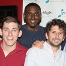 Photo Flash: Porchlight Music Theatre Celebrates Opening Night of THE RINK
