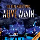 The Neal Morse Band To Release New Live CD/DVD Set 'Alive Again'
