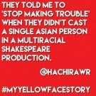 TWITTER WATCH: Lea Salonga, David Henry Hwang, Ann Harada, More Share #MyYellowfaceStory