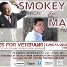 BWW Review: Smokey Robinson and Mario Frangoulis Bring Down the House at The Peabody