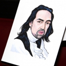 Photo Coverage: Look Around, Look Around! HAMILTON's Lin-Manuel Miranda Is Getting His Sardi's Portrait