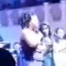 VIDEO: Watch Marisha Wallace Lead THE COLOR PURPLE Concert Curtain Call