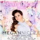 Pop Sensation Megan Nicole Announces Her Debut National Headlining 'Sweet Dreams' Tour Dates