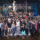 Photo Flash: USA Volleyball Visits Segerstrom Center for the Arts to See CINDERELLA!