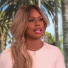 VIDEO: Laverne Cox Talks 'ROCKY HORROR': 'I Felt a Tremendous Amount of Pressure'