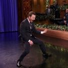 VIDEO: Michael Fassbender & Jimmy Fallon Face Off in Air Guitar Battle