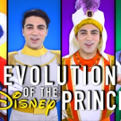 STAGE TUBE: Check Out Daniel Coz's 'Evolution of the Disney Prince' Medley