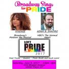 N'Kenge and Adam B.Shapiro to Sing for Pride at LOFT Pride 2017 Celebration this Saturday