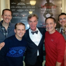 Photo Flash: Michael Feinstein, Neil Sedaka, Bill Nye, and Robert Picardo Visit CAGNEY