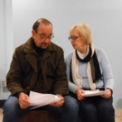 Photo Flash: In Rehearsal for P.O.W., Coming to American Theatre of Actors This June