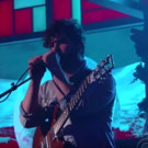 VIDEO: The Foals Perform 'Mountains At My Gate' on LATE SHOW