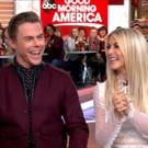 VIDEO: Derek and Julianne Hough Talk 'Move Beyond' Tour & Disney Christmas Special