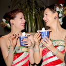 Photo Flash: The Rockettes and City Bakery Sip New 'Rockettes High Kicking Hot Chocolate'
