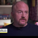 STAGE TUBE: Louis C.K. Talks Crying in Theatres and Playwriting Dreams on CBS This Morning
