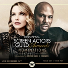 Sophia Bush and Common to Announce the 23rd SAG Awards Nominations 12/14