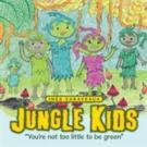Inés Caraveaux Releases JUNGLE KIDS