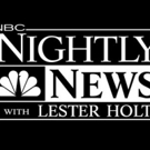 NBC NIGHTLY NEWS WITH LESTER HOLT Is No. 1 Across-the-Board