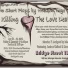 Two Plays by William Inge Set for Bridge Street Theatre This August