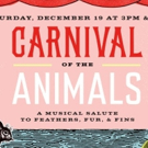 Miller Theatre to Launch New Family Holiday Tradition with CARNIVAL OF THE ANIMALS, 12/19