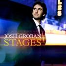 STAGES Becomes Josh Groban's Ninth Half-Million Selling Album